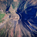 Craters Northern Siberia